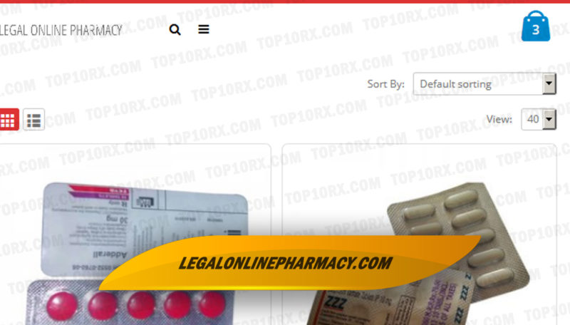 Legalonlinepharmacy.com Review: A Low-Rated Online Pharmacy