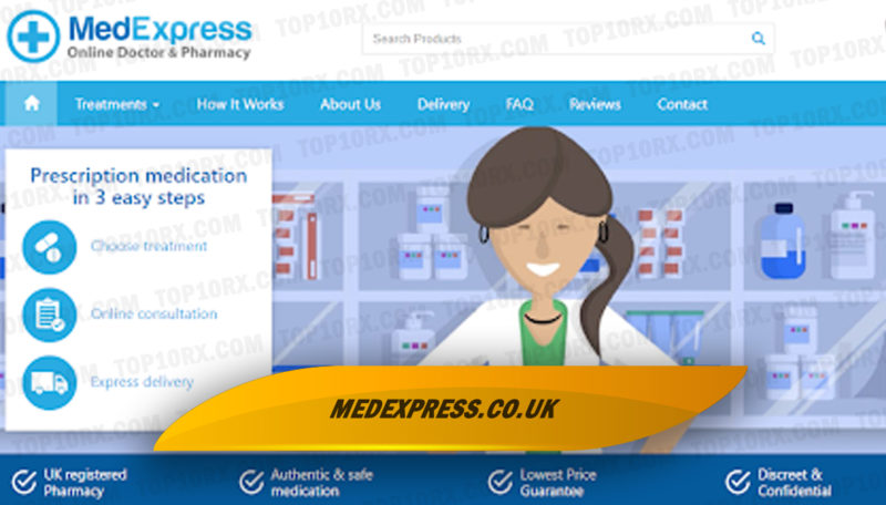 Medexpress.co.uk Review – Pharmacy That Ships Only in Europe