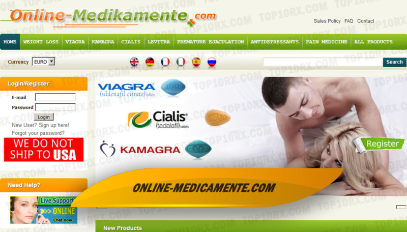 Online-medicamente.com Review - Wide Range of Indian Medications Online