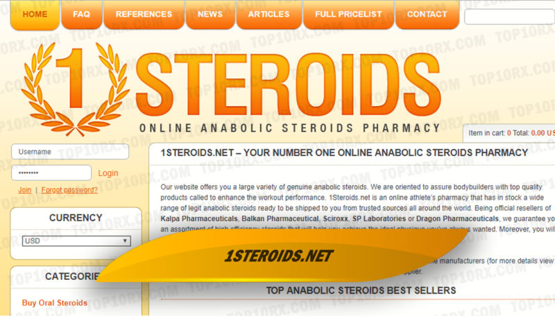 1steroids.net Review: Instant Source of Male Enhancement Pills