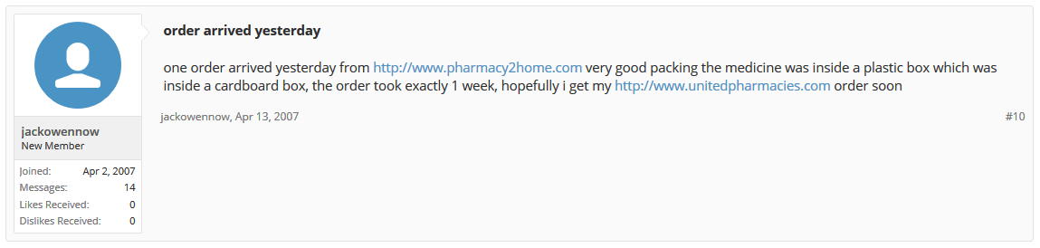 Review for Pharmacy 2 Home